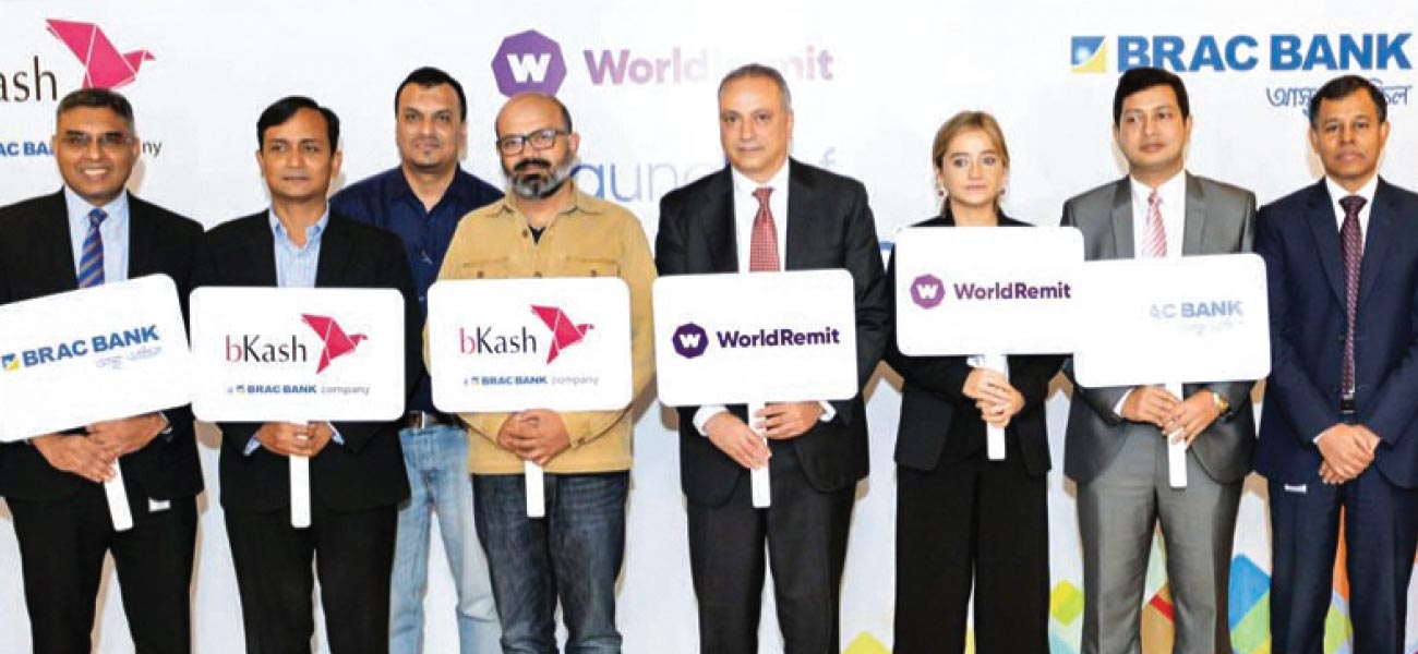 WorldRemit boosts Bangladesh reach with bKash deal - FinTech Magazine
